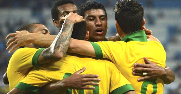 Brasil Copa Confederaciones