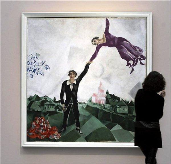 Chagall tate
