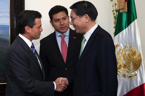 China y México