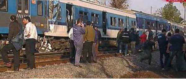 Choque trenes argentina 2