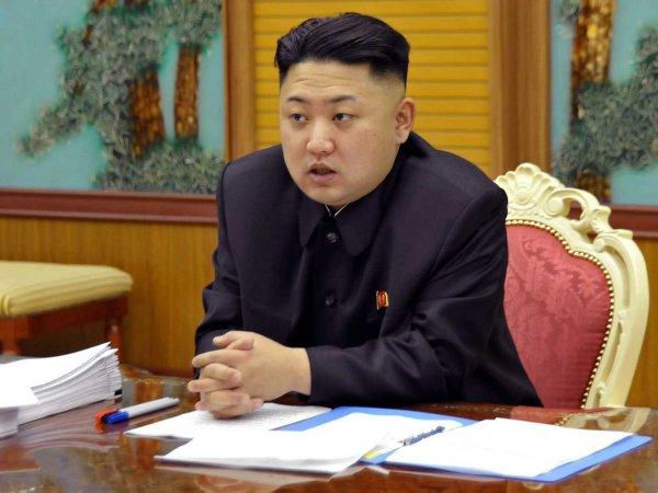Corea del Norte Kim Jon