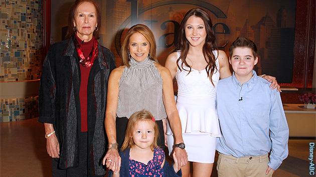 La familia de Coy Mathis.