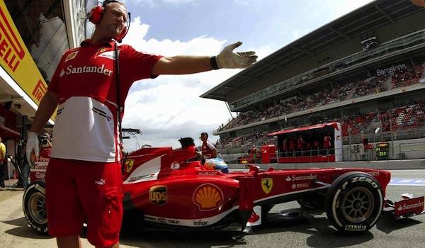 F1  Ferrri