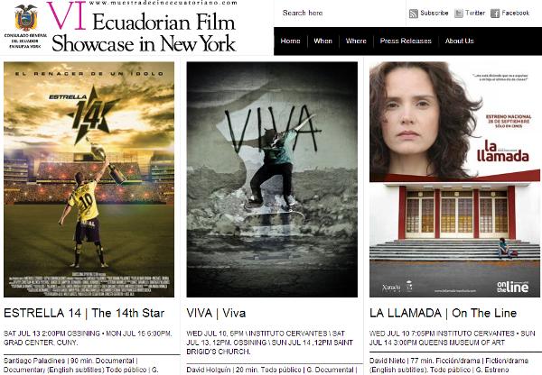 Festival de Cine Ecuador