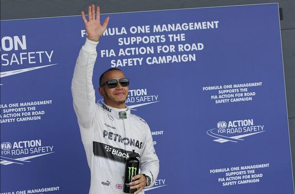 Hamilton, Gran Premio de Gran Bretaña