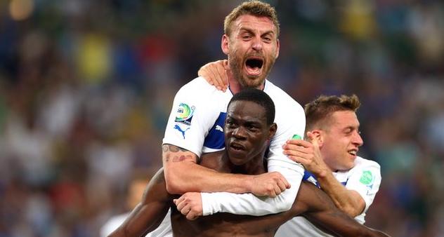 Italia victoria