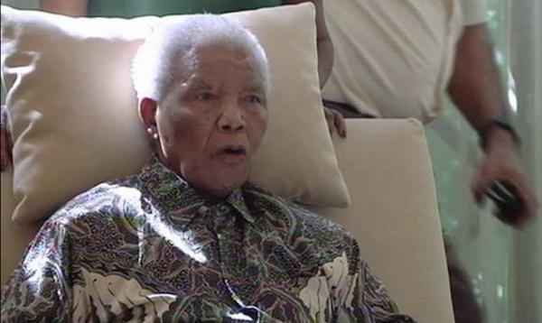 Mandela estado critico
