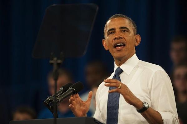 Barack Obama. Foto de Archivo: La República.