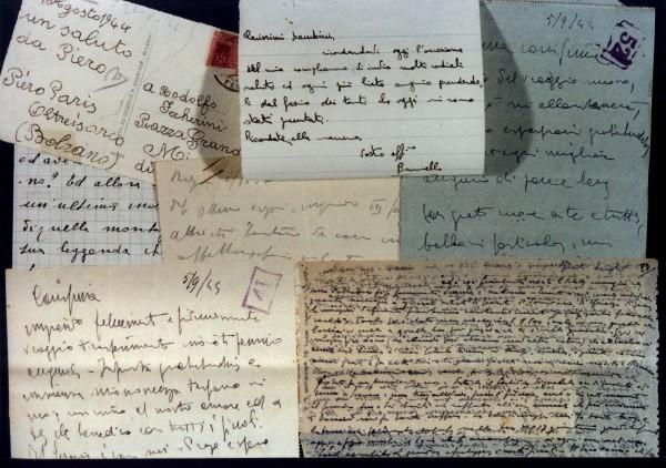 Las cartas de Odoardo Focherini a su familia.