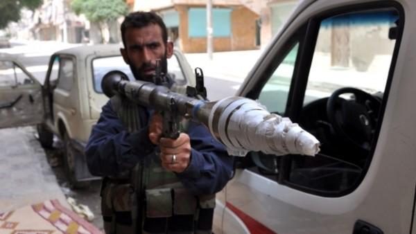 Siria rebeldes_