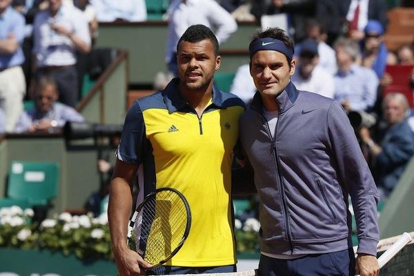 Tsonga elimina a Federer