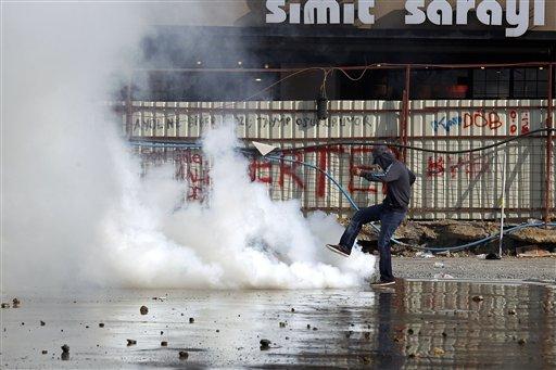 TURQUIA-PROTESTAS