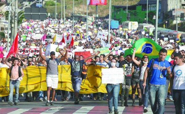 brasil protestas_