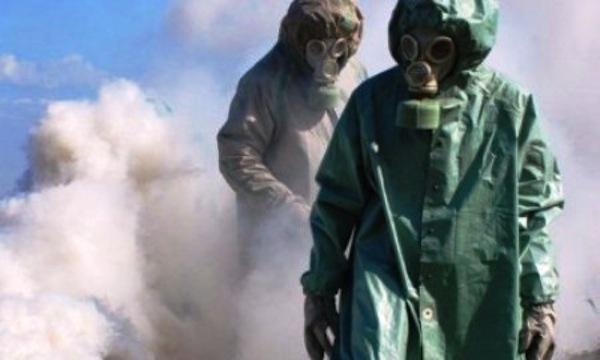 gas sarín en Siria