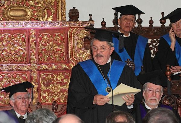 lula honoris causa