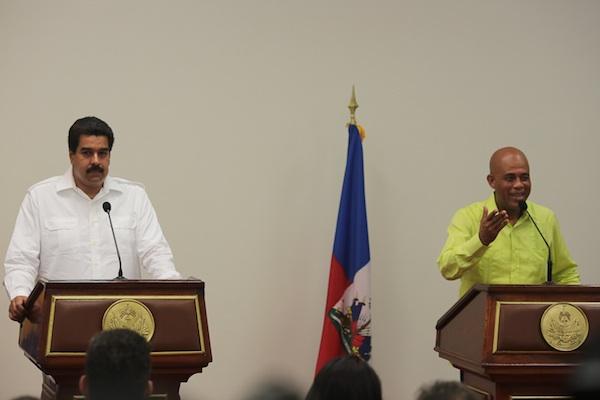 maduro haití