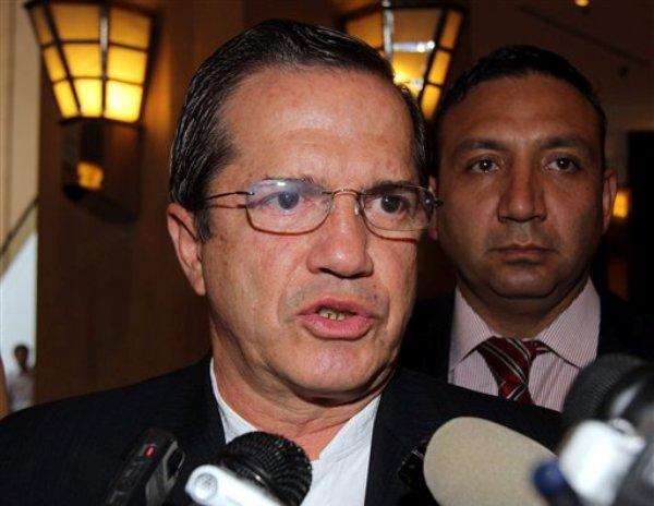 Ministro Ricardo Patiño. Foto de Archivo, La República/EFE.