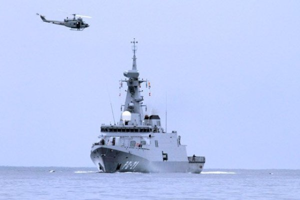 patrullero naval venezuela