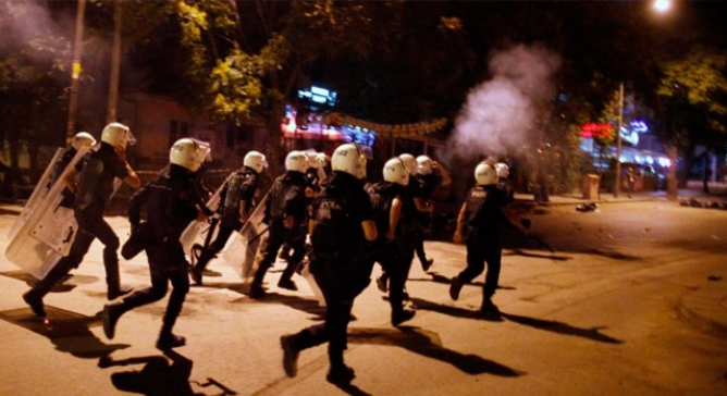 police turca