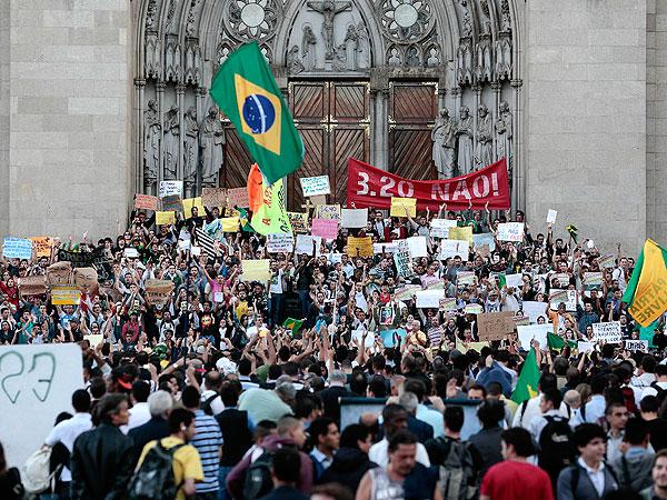 protestantes sau paulo