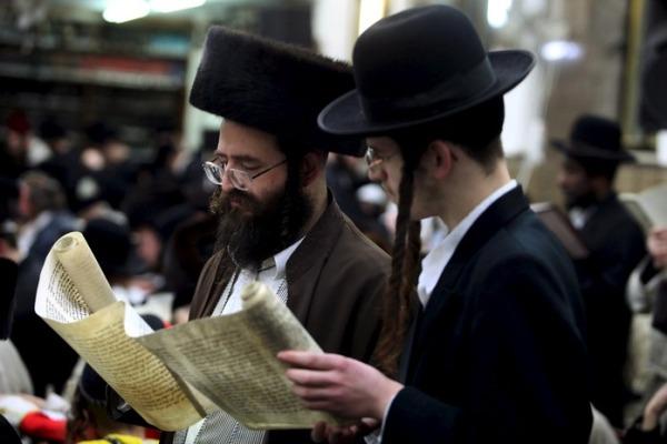 rabinos ortodoxos