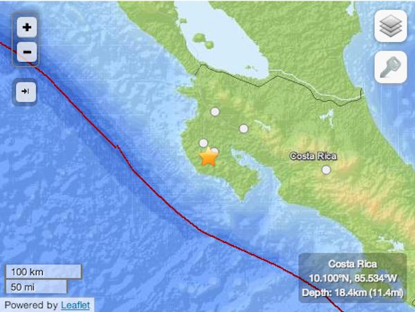 sismo costa rica