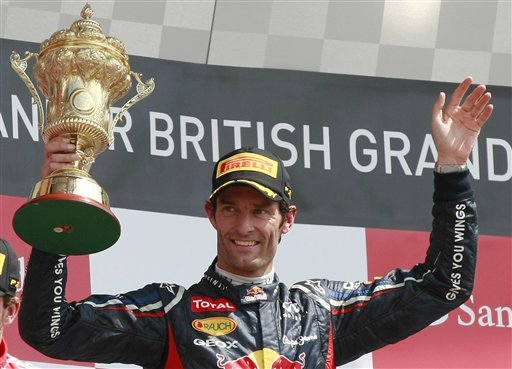 Mark Webber,
