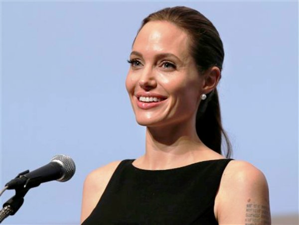 Angelina Jolie. Foto: AP/Koji Sasahara