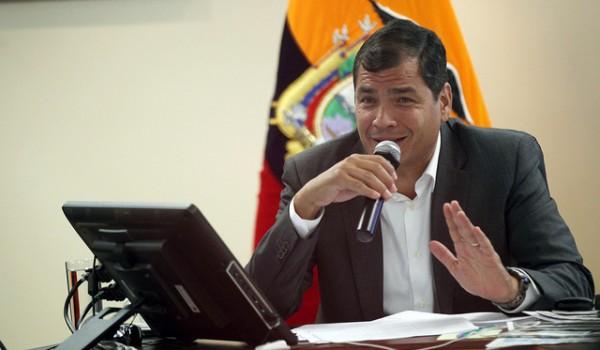 Correa en Guayaquil