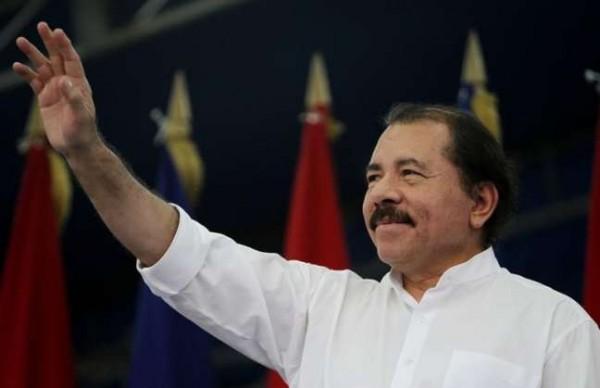 Daniel Ortega_