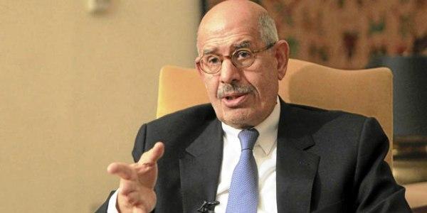 El Baradei Egipto