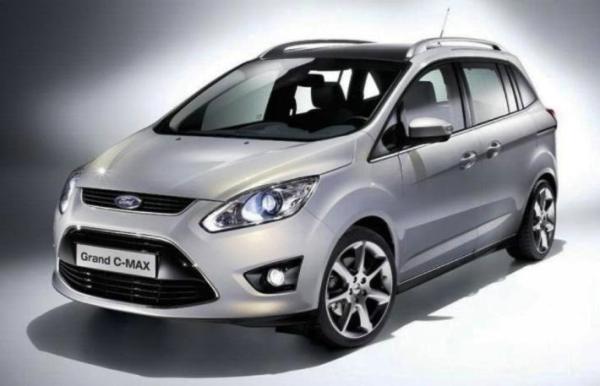 Ford retira híbridos C-Max