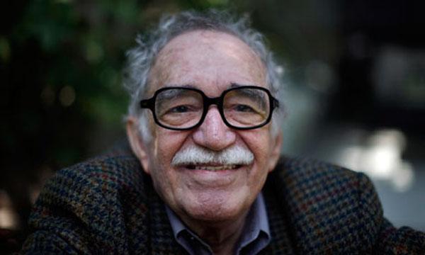 Gabriel Garcia Marquez, escritor colombiano y premio Nobel de Literatura. Foto de Archivo, La República.