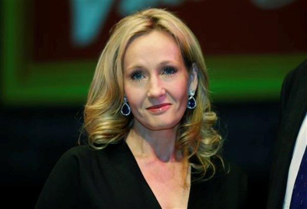 La escritora británica J.K. Rowling. (AP Foto/Lefteris Pitarakis, Archivo)