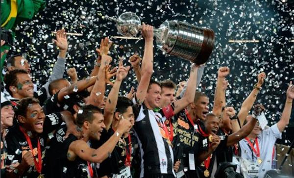 Mineiro campeón de Libertadores