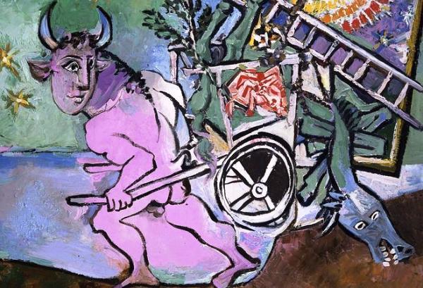 Monaco celebra a Picasso
