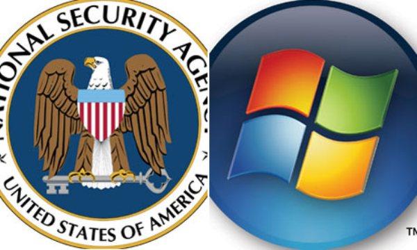 NSA microsoft