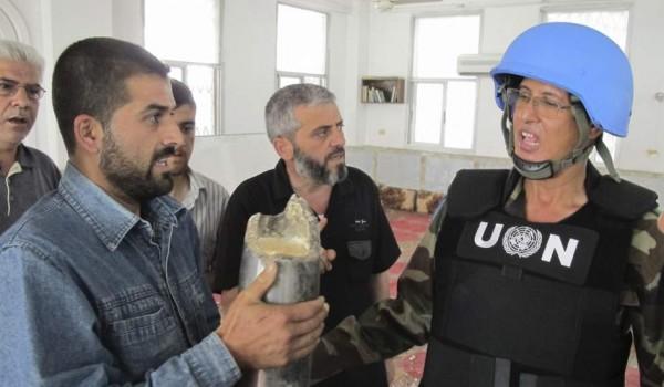 ONU Siria