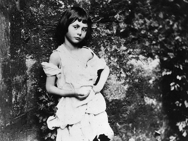 Retrato de Alice Liddell