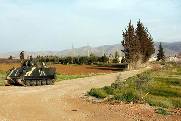 Soldados sirios_