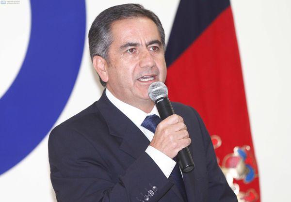 Augusto Barrera, ex alcalde de Quito. Foto: API/Archivo