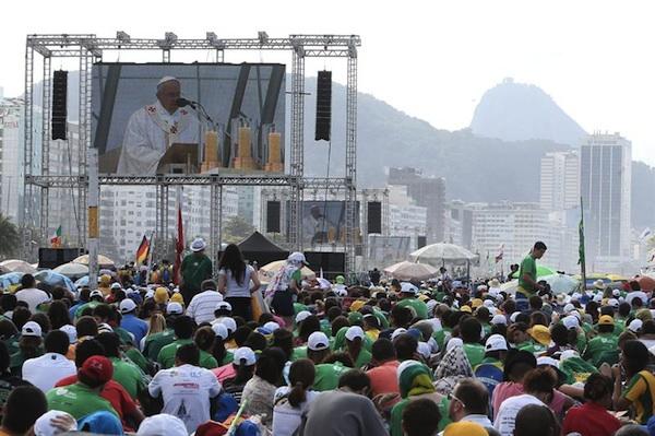 copacabana manana domingo