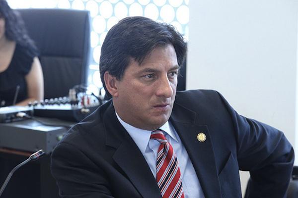 Legislador Diego Salgado, CREO.