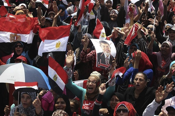egipto julio