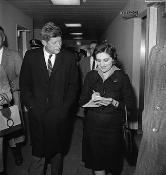1962, con Kennedy