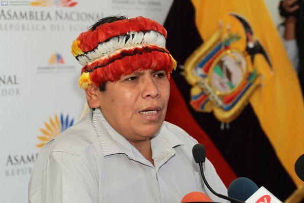 Asambleista Pepe Acacho. Foto: API