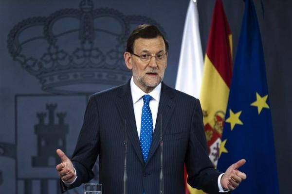 Mariano Rajoy, presidente de España. Foto de Archivo, La República.