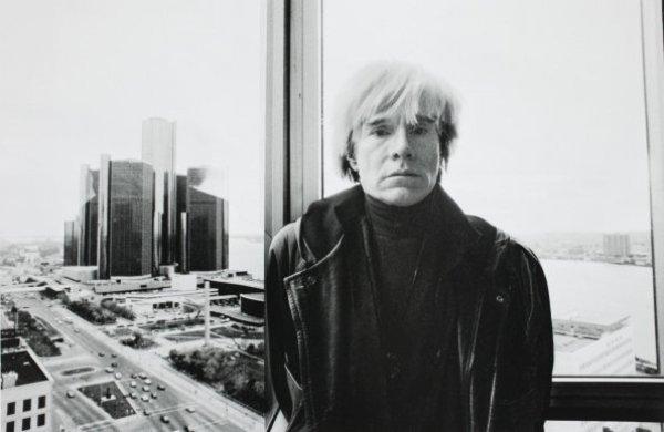 Andy Warhol. Foto de Archivo, La República.