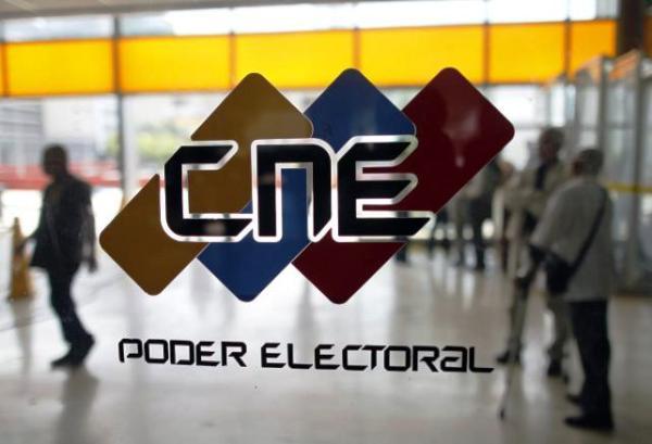CNE Venezuela primarias