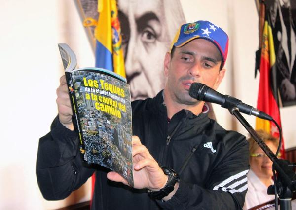 Capriles Los Teques